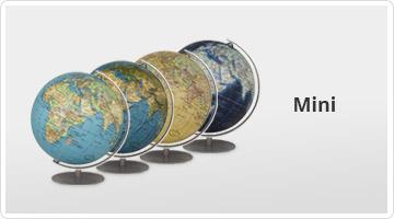Mini World Globes